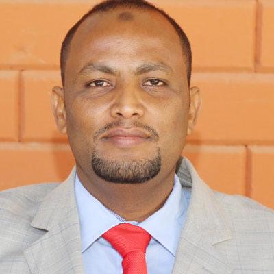 H.E. Capt Ali Ibrahim Roba